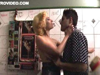 Horny Blonde Danielle Munro Loves 69s