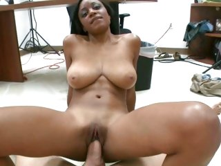 Captivating bitch spreads her piss flaps round a hard dick