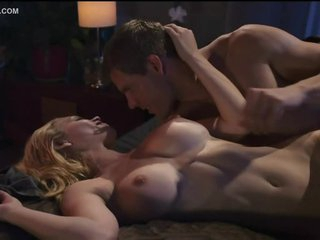 Hot Softcore Act With The Sexy and Breasty Blond Heather Vandeven