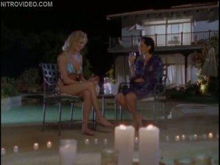 Bonerific Softcore Lesbo Sex Scene Featuring Lusty Catalina Martone