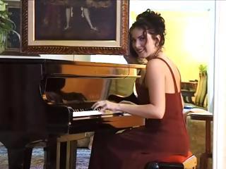 Anal sex with a glamorous Henrietta Kerez