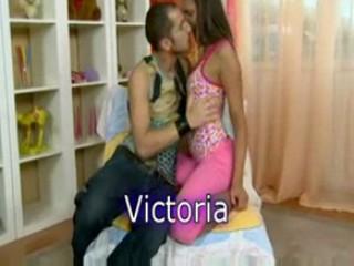 Young Victoria Fucks Her Boyfriend