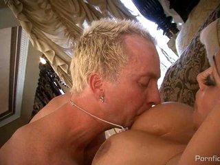 Exotic Milf Priya Rai blows an amazing hard cock