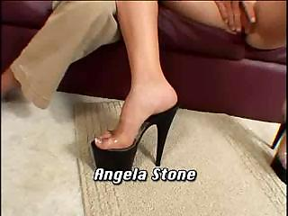 Angela Stone wild and wet