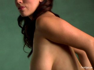 Jelena Jensen taking her clothes off and taunting