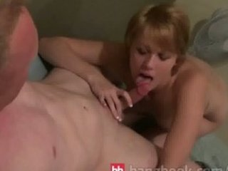 Amateur Gf Gets Pulsating Cock