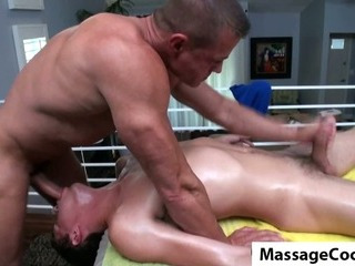 Massagecocks Hard Cock Massage