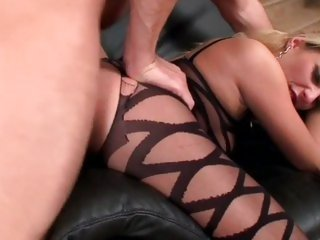 Melissa Black loves getting fucked from behind
