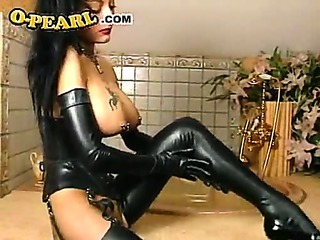 O pearl latex 2