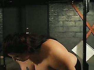 Punishment for hawt captive