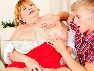 Granny Fucked My Boyfriend #02