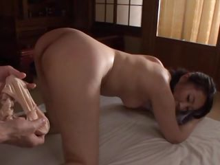 hot nippon milf ass fingered