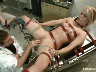 fisted and fucked by her gynecologist