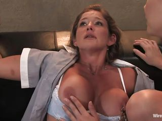 felony gets tied up by her maid