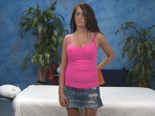 Teen hooker is sluttish demonstrating her cute body