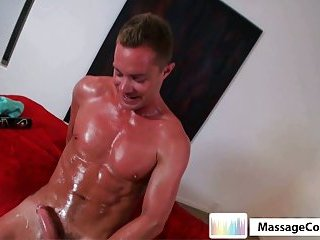 Homosexual Hard Massage