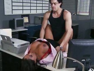 Sugary Priya Rai gets fucked on an office desk