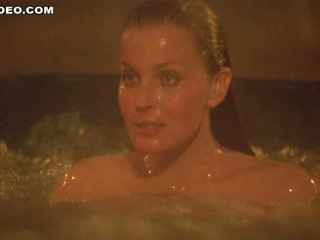 Charming Bo Derek Swimming Nude and Having Sex in a Bathtub