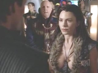 That Sexy Outfit Makes Krista Allen's Big Tits Stand Out