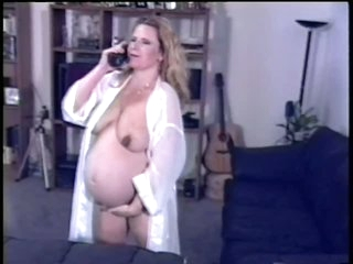 Cute Preggo Cheats On Her Husband