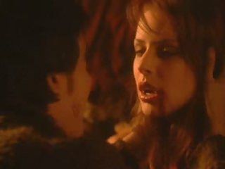 Greatly Hot Vampires Fuckfest Featuring Hawt Brunette Babe Diane Neal