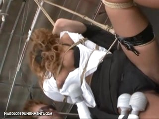 Japanese Bondage Sex - Hardcore BDSM Sexual Punishment