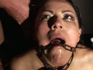 Yoha is nasty, and that babe likes it rough...watch her get banged and overspread in jizz