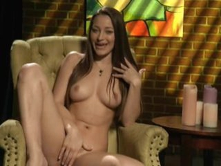 Sexy Dani Daniels shares a few trade secrets