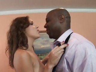 Kiera King takes a black cock in her sweet pussyhole