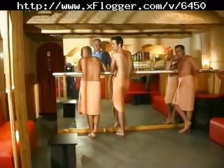 French Swingers Have Fun