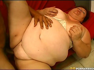 Really Big Bbw Fucks Interracial
