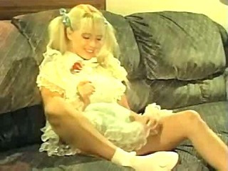 Savannah-in-pigtails RandySpears 1992 Shannon Wisley