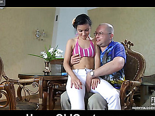 Veronica&LeonardB oldman sex movie scene