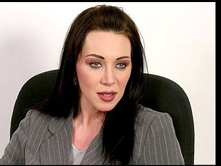 Breasty darksome haired anilos rayveness gives the computer guy some fantastic cougar twat
