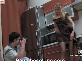 Dolly&Adam nasty hose movie
