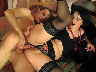 Mia&Mike nasty anal movie