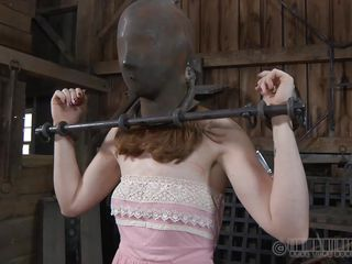 nicely dressed and roughly punished