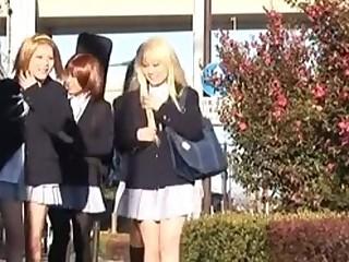 K-On! Cosplay - Yui, Mio, Ritsu, Tsumugi, Azusa