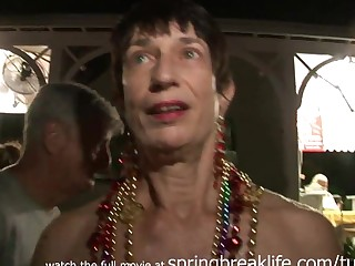 SpringBreakLife Video: Fantasy Fest Milfs
