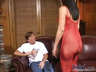 Ice La Fox is a hot latina whore