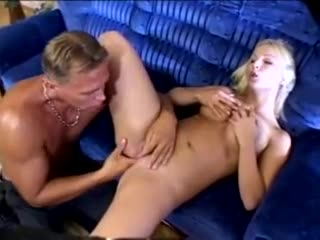 Hot cunt licking and ass pounding with blond